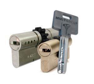 Mul-T-Lock Classic с шестеренкой